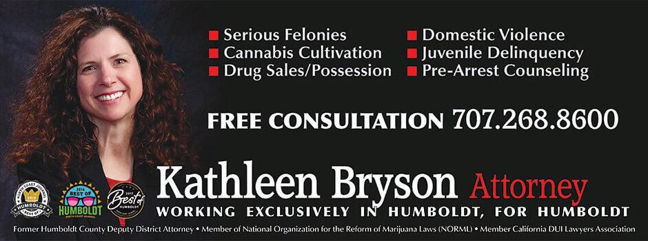 Kathleen Bryson | Humboldt County Attorney - Kathleen Bryson